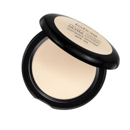 IsaDora Velvet Touch Ultra Cover SPF20 Compact Powder puder prasowany 65 Neutral Beige 7,5 g