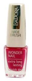 IsaDora Wonder Nail supertrwały lakier do paznokci 764 Knock Out Pink 6 ml