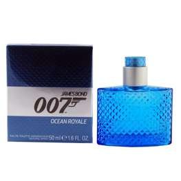 James Bond 007 Ocean Royale woda toaletowa 50 ml