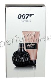 James Bond 007 for Woman (50 ml EDP & 150 ml BL)