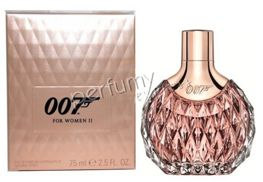 James Bond 007 for Woman II woda perfumowana 75 ml