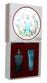 Jean Paul Gaultier Le Male komplet Jean Paul Gaultier Le Male komplet (75 ml EDT & 75 ml SG)