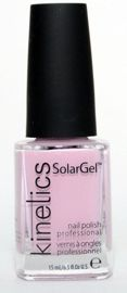 Kinetics Lakier Solarny Solargel 168 Pale Petunia 15 ml