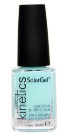Kinetics Lakier Solarny Solargel 278 Mint Sky 15 ml