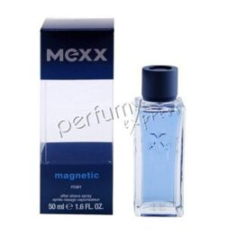 MEXX Magnetic Man woda po goleniu 50 ml