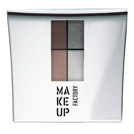 Make Up Factory Eye Colors Zestaw Cieni Quattro nr 05, 48g