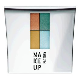 Make Up Factory Eye Colors Zestaw Cieni Quattro nr 75, 48g