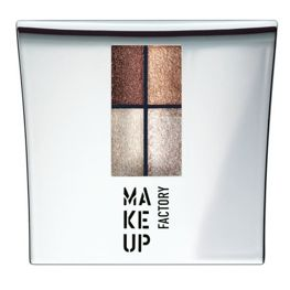 Make Up Factory Eye Colors Zestaw Cieni Quattro nr 87, 4,8g
