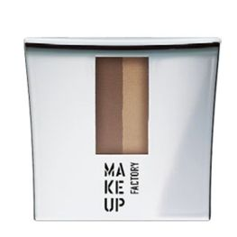 Make Up Factory Puder do brwi nr 4 Chocolate Brown 7,5 g