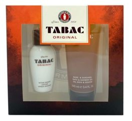 Maurer & Wirtz Tabac Original zestaw (50 ml AS & 100 ml BATH S/G)