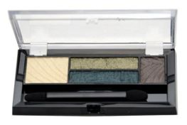 Max Factor Smokey Eye Drama Kit paleta cieni do powiek i brwi 05 Magnetic Jades 1,8 g