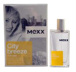 Mexx City Breeze for Her woda toaletowa 50 ml