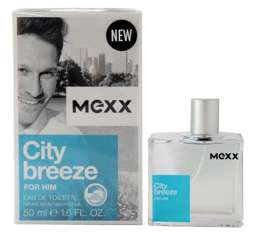 Mexx City Breeze for Him woda toaletowa 50 ml