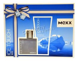 Mexx Ice Touch Man komplet (30 ml EDT & 50 ml SG)