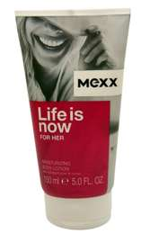 Mexx Life is Now for Her balsam do ciała 150 ml