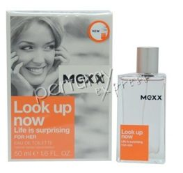Mexx Look up now for Her woda toaletowa 50 ml