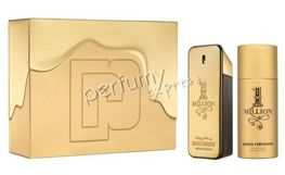 Paco Rabanne 1 Million komplet (100 ml EDT & 150 ml DEO Spray)