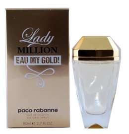 Paco Rabanne Lady Million Eau My Gold! woda toaletowa 80 ml