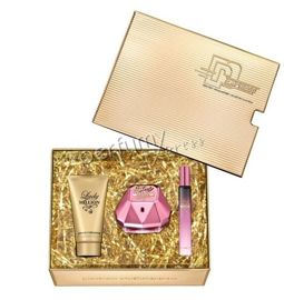Paco Rabanne Lady Million Empire komplet (80 ml EDP & 10 ml EDP & 75 BL )