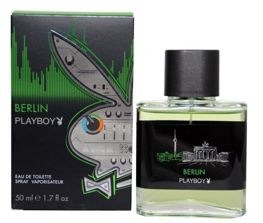 Playboy Berlin woda toaletowa 50 ml