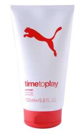 Puma Time to Play Woman perfumowany żel pod prysznic 150 ml