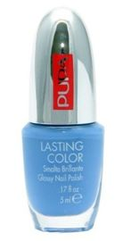 Pupa Lasting Color lakier do paznokci 744 Dark Light Blue 5 ml