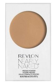 Revlon Nearly Naked Pressed Powder, puder prasowany 040 Medium/Deep 8,017g