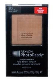 Revlon PhotoReady Compact Makeup Podkład w kompakcie 250 Medium Beige, 10g
