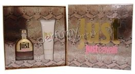 Roberto Cavalli Just Cavalli Women komplet (50 ml EDT & 75 ml BL)