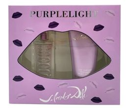 Salvador Dali Purplelight komplet (30 ml EDT & 100 ml BL)