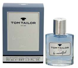 Tom Tailor BE MINDFUL Man 30 ml woda toaletowa