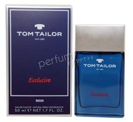 Tom Tailor Exclusive Men woda toaletowa 50 ml