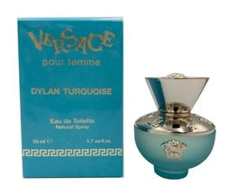 Versace Dylan Turquoise pour Femme woda toaletowa 50 ml