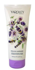 Yardley London English Lavender Lawenda złuszczający peeling do ciała 200 ml