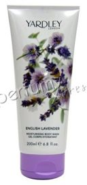 Yardley London English Lavender żel pod prysznic 200 ml edition 2015