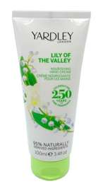 Yardley London Lily of the Valley konwalia krem do rąk 100 ml edition 2015