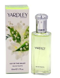 Yardley London Lily of the Valley woda toaletowa 50 ml