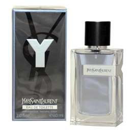 Yves Saint Laurent Y for men woda toaletowa 60 ml