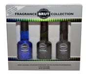BRUT komplet (Green 30 ml EDC & Blue 30 ml EDC & Black 30 ml EDC)