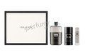 Gucci Guilty pour Homme komplet (90 ml EDT & 75 ml Deo Stick & 15 ml EDT)