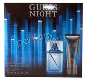 Guess Night komplet (50 ml EDT & 75 ml SG)