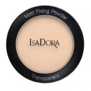 IsaDora puder Matujący MATT FIXING POWDER 03 Sheer Nude  9 g