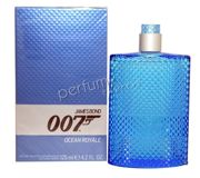 James Bond 007 Ocean Royale woda toaletowa 125 ml