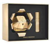 Paco Rabanne Lady Million komplet (80 ml EDP & 10 ml EDP)