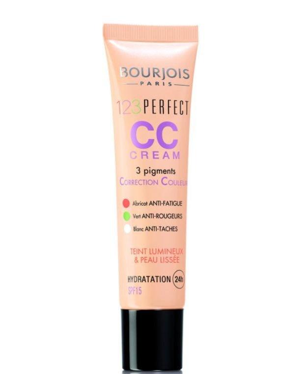 bourjois 123 perfect cc cream podk ad piel gnacyjny 33