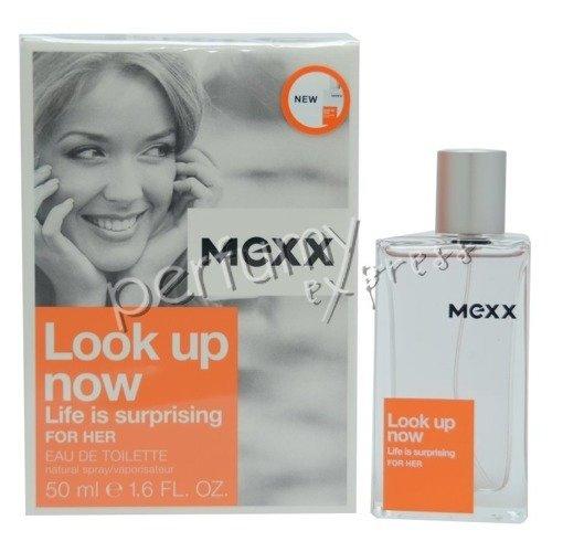 6a029e8b636 Mexx Look up now for Her woda toaletowa 50 ml | Zapachy damskie ...