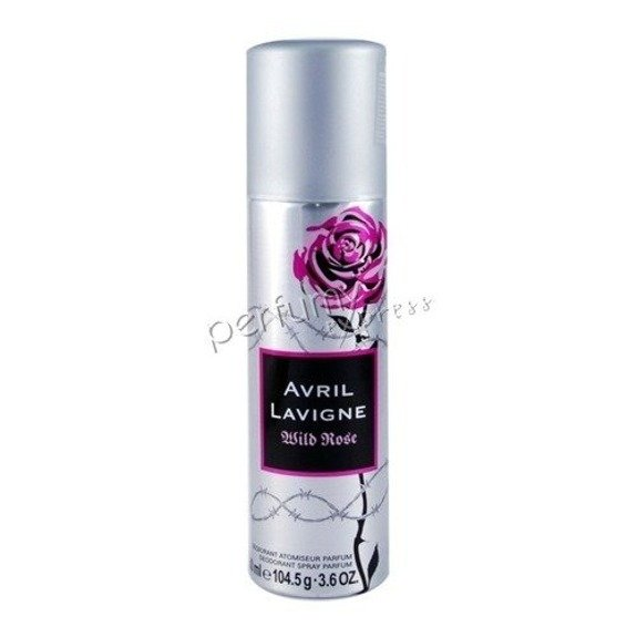 Avril Lavigne Wild Rose perfumowany dezodorant 150 ml spray