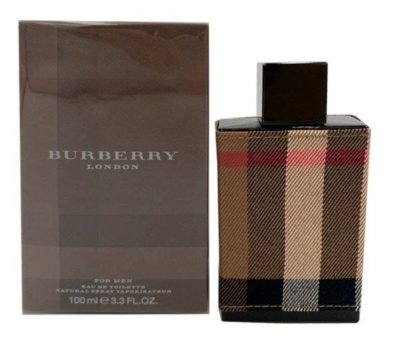 Burberry London for Man woda toaletowa 100 ml