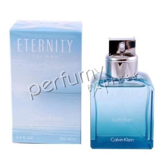 Calvin Klein Eternity for Men Summer 2012 woda toaletowa 100 ml
