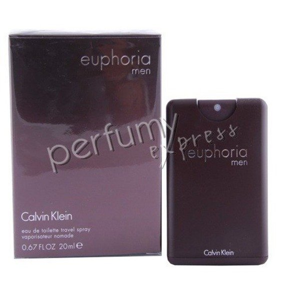 Calvin Klein Euphoria Men woda toaletowa 20 ml